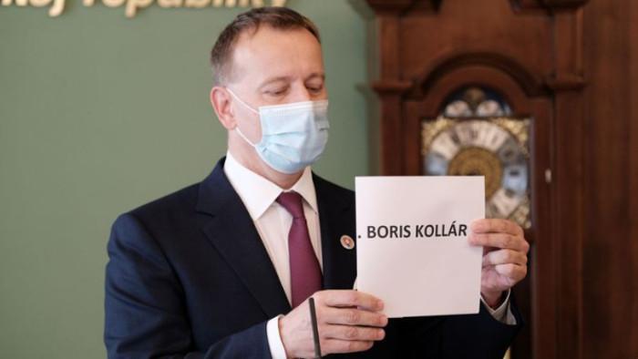 Boris Kollár saját maga javasolja leváltását a parlament ülésén