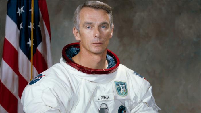 Hablando sobre el origen eslovaco del astronauta Eugene Andrew Cernan