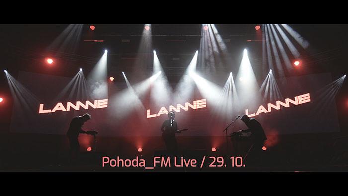 Lannne v Pohode_FM Live
