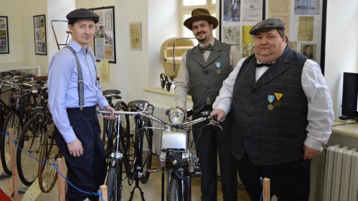 História cyklistiky v Trnave