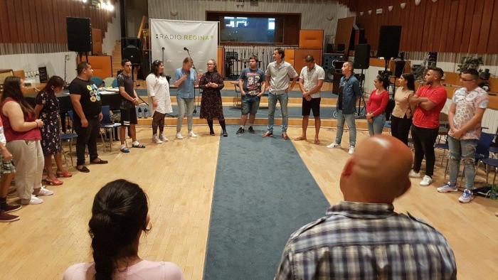 V košickom štúdiu RTVS vzniká Rómska rozhlasová dramatická družina