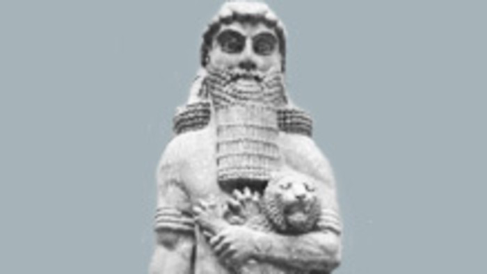 Gilgameš (epos asi z 2. tisicročia pred Kr.)