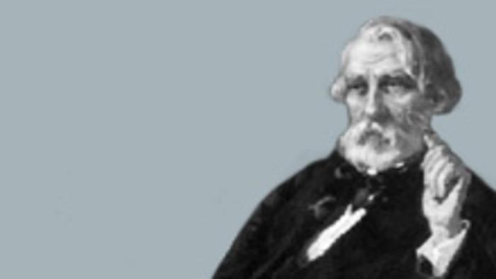 Ivan Sergejevič Turgenev (1818 - 1883)