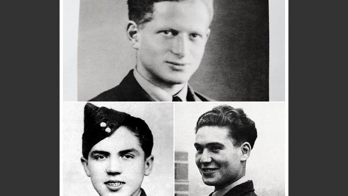 Osudy Jiřího Kafku, Emila Bočeka a Tomáša Loma