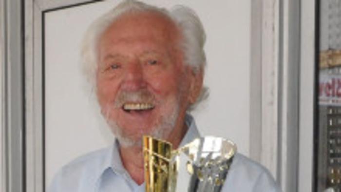 Akademik Ján Plesník má 95 rokov