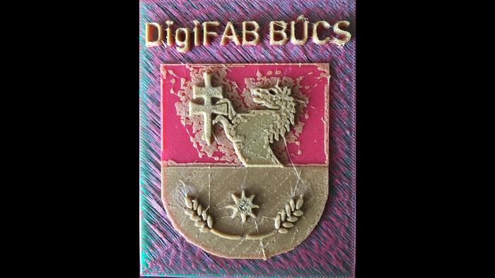 Digitális FabRikáló Műhely Búcson