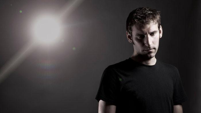Britský DJ a producent Paul Sparkes v Scene_FM