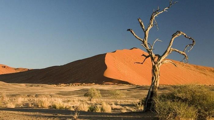 Zajtra budeme Na ceste do Namíbie