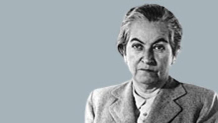 Gabriela Mistralová (889 - 1957)