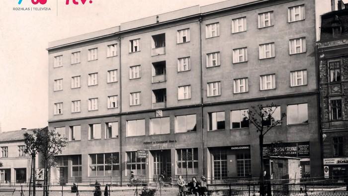 RADIOJOURNAL - Plaza de San Jaime, Bratislava, Eslovaquia