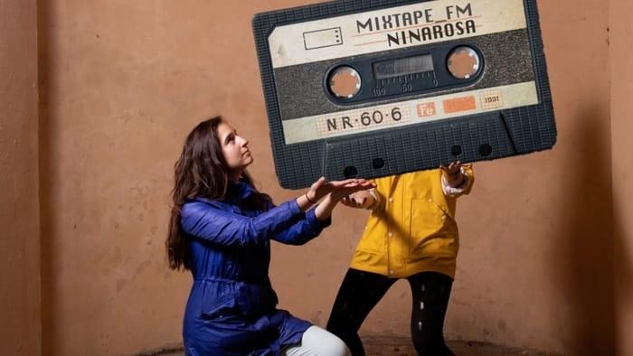 Mixtape_FM: Nina Marinová z Nina Rosa