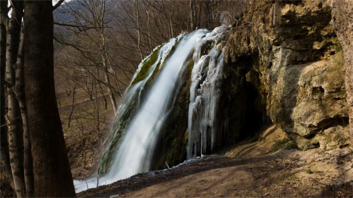 Všade samé vodopády