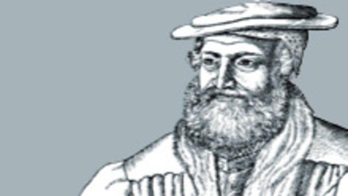 Hans Sachs (1494 - 1576)