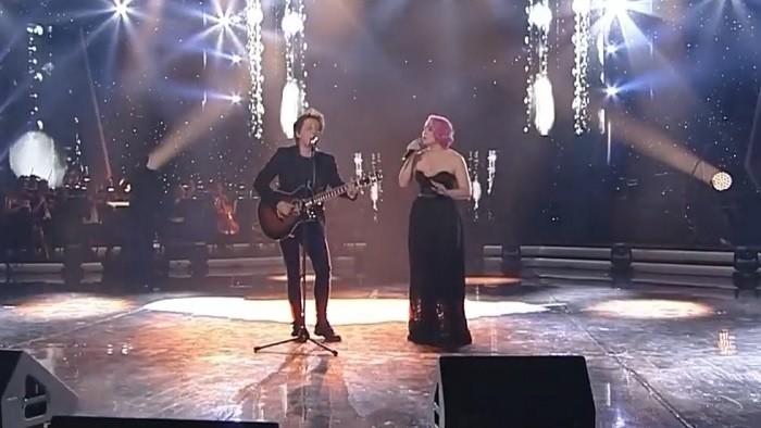 Tereza Mašková a Peter Cmorik si zaspievali Shallow
