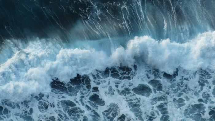 Hlboký oceán: Mariánska priekopa