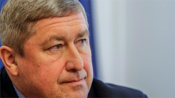 Special Prosecutor Kovacik steps down