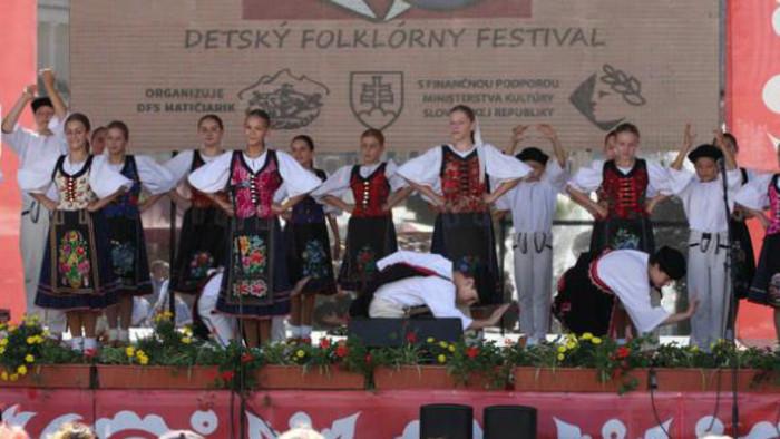 25 rokov s folklórom v Matičiariku