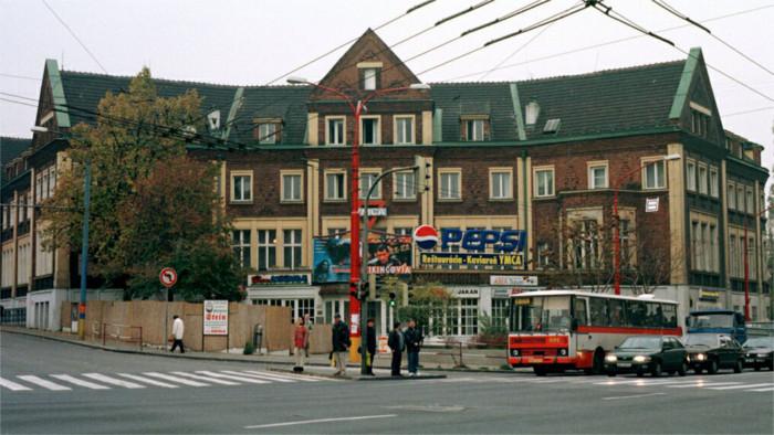 Budova YMCA v Bratislave má 100 rokov