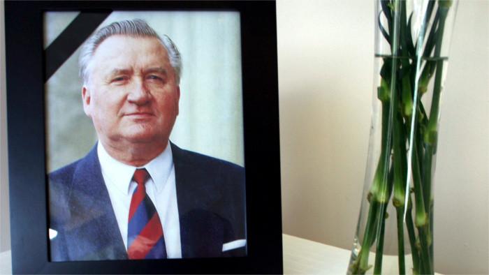 Словакия помнит первого президента Михала Ковача