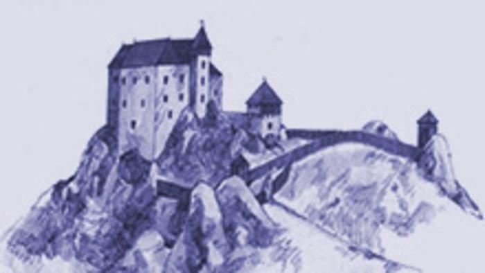 Považský hrad a hrad Hričov