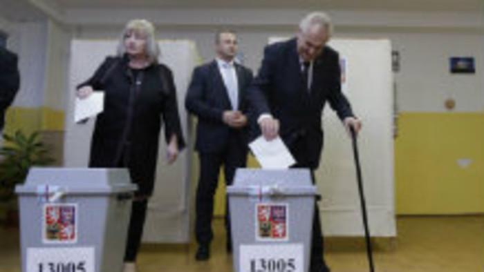 K veci: Parlamentné voľby v ČR