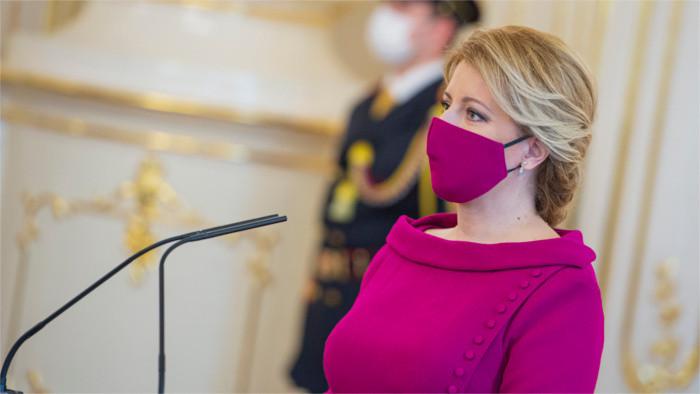 La Présidente de la République demande une aide auprès des Allemands et des Tchèques