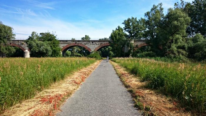 Cyklotrasa Nivou Moravy – 2. časť