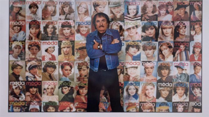 Карол Каллай – пионер жанра модной фотографии в ЧССР