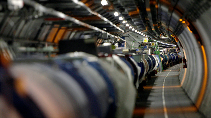 A young physicist and his promising research at CERN