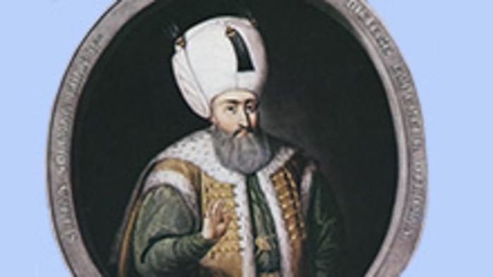 O začiatkoch vlády Sulejmana Nádherného