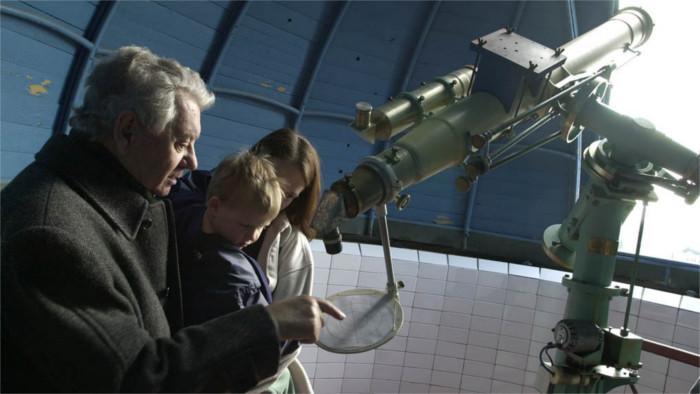 Sternwarte Hurbanovo feiert den 150. Geburtstag