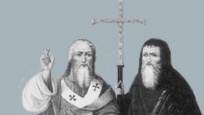 Konštantín a Metod (826-869 a 815-885)