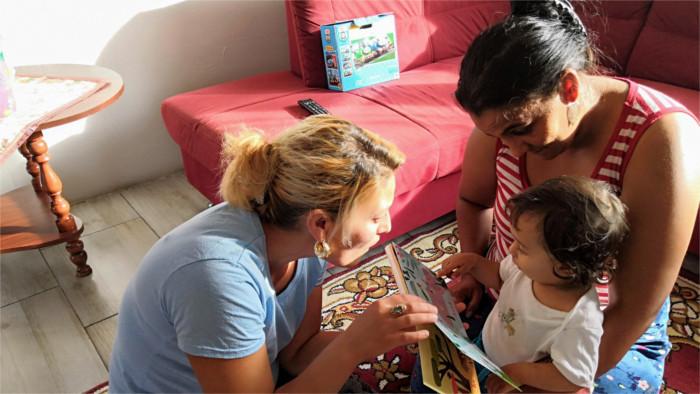 Omamas: Hilfe für Kinder in den Siedlungen