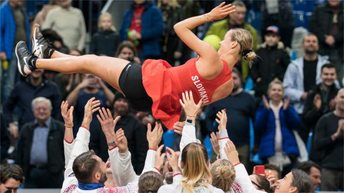 Путевка в Будапешт на финал Кубка Федерации завоевана!