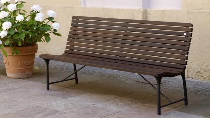 Pražská lavička bude aj bratislavskou