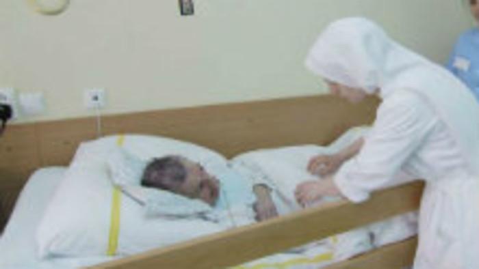 Návšteva hospicu