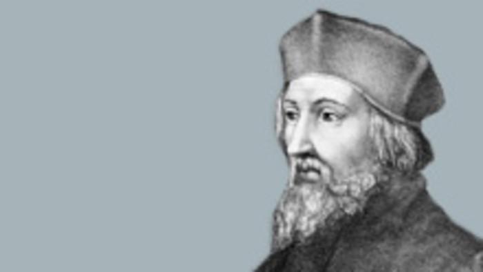 Ján Hus (okolo 1370 - 1415)