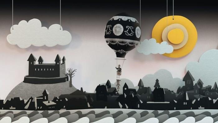 Исторические личности в кукольном сериале RTVS