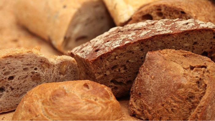Druhy chleba