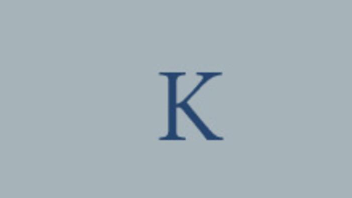 """Slovník """"K"""""""