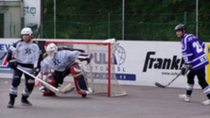 V Bratislave otvorili nové hokejbalové ihrisko