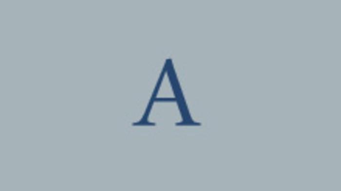 """Slovník """"A"""""""