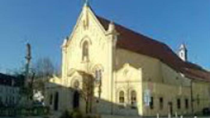 300 rokov kapucínskeho kostola