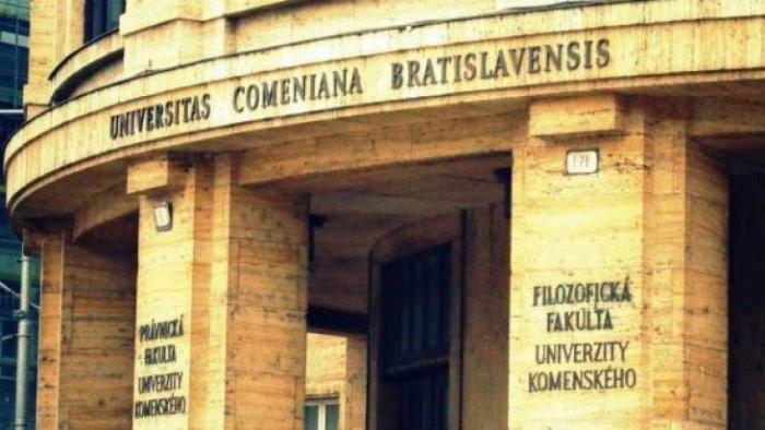 Sto rokov Univerzity Komenského v Bratislave