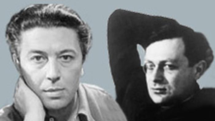 T.Tzara (1896-1963) a A.Breton (1986-1966)