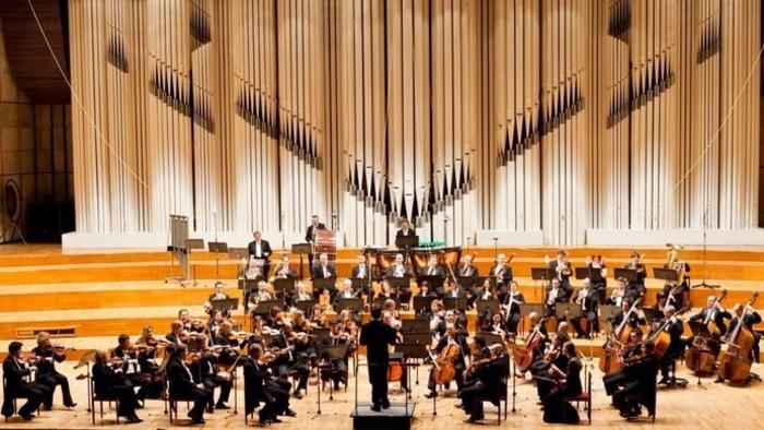 9.koncert SOSR - Glazunov, Skriabin, Musorgskij