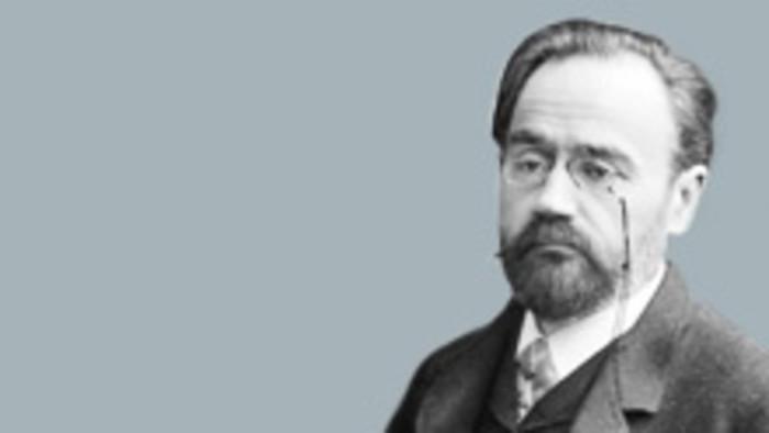 Émile Zola (1840 - 1902)