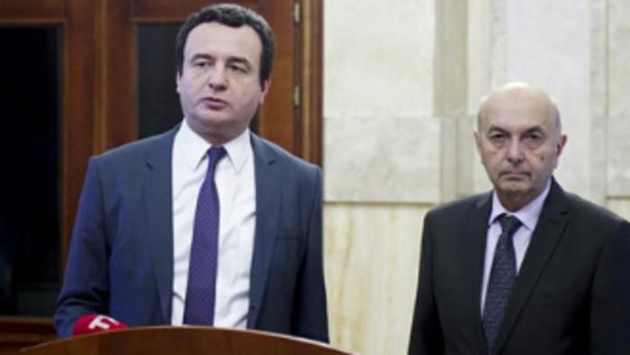Négy hónap után megalakult a koszovói kormány