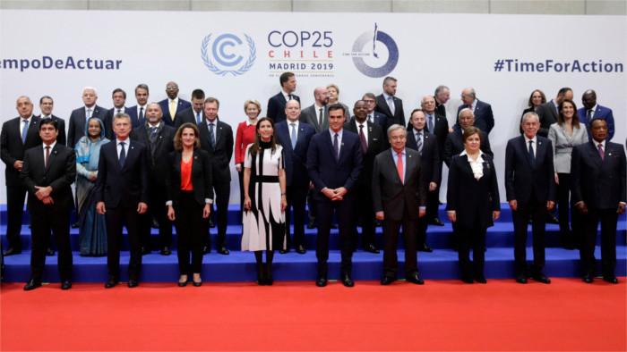 Премьер Пеллегрини отбыл на климатическую конференцию