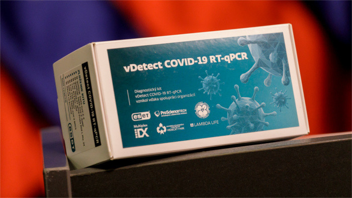 Slowakischer Coronavirus-Test zugelassen